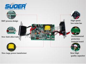 CC di Suoer 12V 200W all'invertitore di energia solare di CA (SDA-200W)