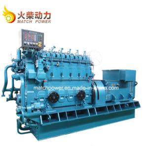 Weichai aprovados CCS 170 Series 350kw Gerador Marinhos Diesel
