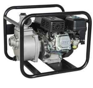 Valor de energía Wp20CX 5.5HP el motor de gasolina de 2 pulgadas de la bomba de agua