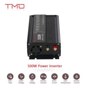 Cheio de pico de 500 W 1000W off Grid onda senoidal pura 12V DC para 120V AC 60Hz Inversor de Energia Conversor para a utilização do automóvel em casa com visor LCD