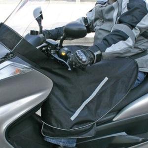 Dekking van het Been van de Autoped van de Motorfiets van de Veiligheid van de Winter van de douane de Warme Weerspiegelende Waterdichte