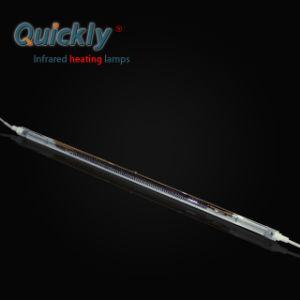 Seul tube filament de carbone infrarouge chauffage industriel 235V1000W