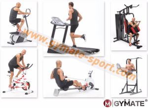 Ela81 Obitrack gimnasio en casa el equipo formador de la máquina elíptica cross trainer Crosstrainer