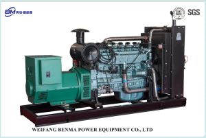 Biogas 또는 Methane/LPG/Coke 오븐 가스를 커버하는 가스 발전기