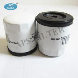 La vente en gros filtre à huile moteur du filtre à carburant (01174416)
