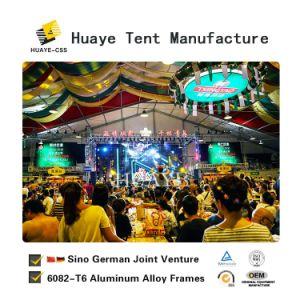 Huaye Semi-Permanent personalizada gran evento al aire libre parte carpa carpa