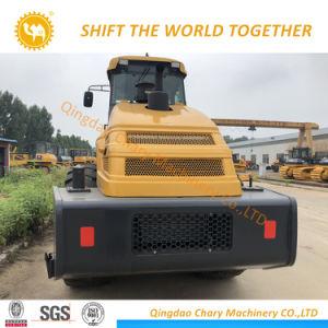26トンのShantui Sr26m-3の油圧単一のドラム振動ローラー