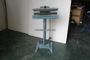 Machine van het Pedaal van het Lichaam van het aluminium de In werking gestelde Verzegelende Voet