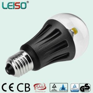 330 градусов 3D-E27 початков 2700k светодиодная лампа (LS-BA609)