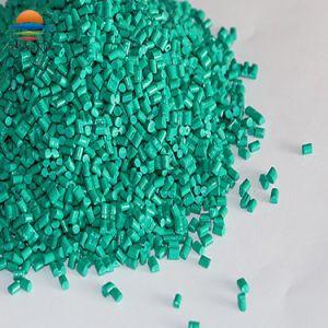 Зеленый цвет пластика Masterbatch для провода