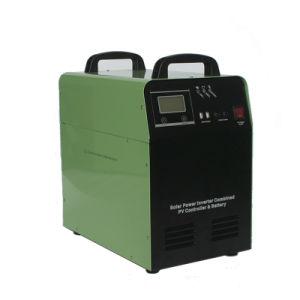 Sistema solare di corrente alternata di CC di vendita calda per la casa del sistema di illuminazione di energia solare