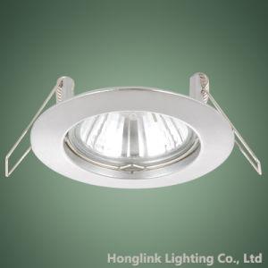 GU10 LED Aluminum Fixed Recessed Mounted Light Fixture Downlight für Whole Sale