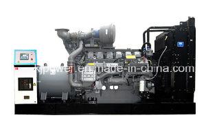 500kVA insonorizado Generador Diesel Motor Perkins de Powered by