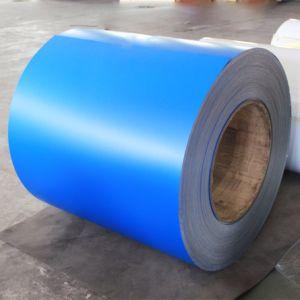 Bobine d'aluminium à revêtement de mur extérieur de matériaux de construction