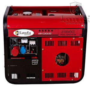 2kVA/3kVA/4kVA/5kVA Electric Inizio Diesel Generating Sets da vendere