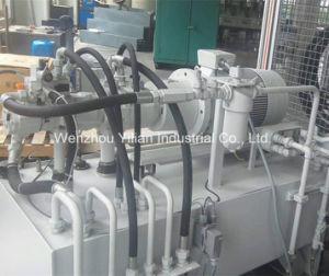 中国18端末の回転式タイプPUの注入機械