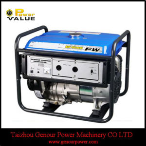 Электрический пуск с ключом аккумулятора мощности генератора