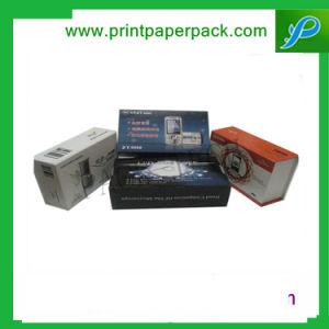 Embalaje de cartón rígido personalizadas de papel en Caja Una caja de Presentación Caja de producto Cuadro de juego con la ventana