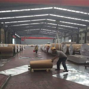 Les matériaux de construction de la bobine laminées à chaud de la bobine de toiture en aluminium à revêtement de couleur