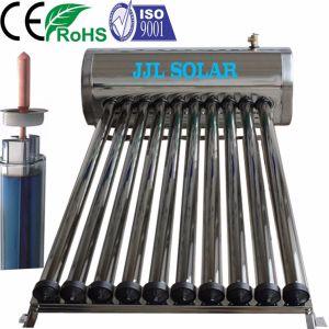 高圧か加圧避難させた管のSolar Energyシステム太陽熱湯ヒーター(ソーラーコレクタ)