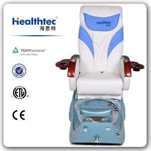中国の特に工場提供の革カバーマッサージの背部Pedicureのソファーの椅子