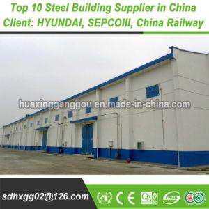 ISO 강철 Prefabricated 에너지 효과 Prefabricated 작업장 헛간