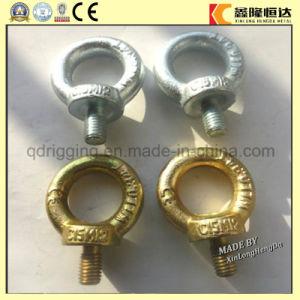 DIN580 galvanisierte metrische Augen-Schraube