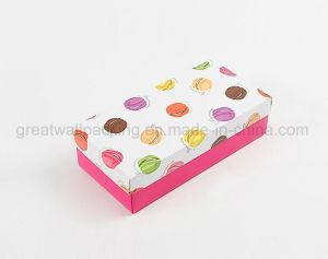 12 세트 Macaron를 위한 굽는 다색 포장 상자
