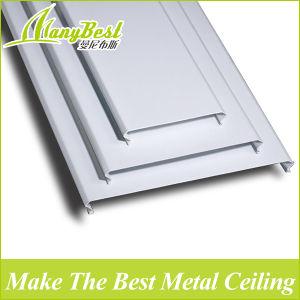 Soffitto lineare di alluminio del tetto di colore di legno di alta qualità