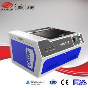 machine à gravure laser de type de bureau pour le travail du bois