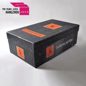 China-Hersteller-kundenspezifischer Schuh-Kasten