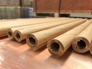 Креп рулонов бумаги электрической изоляции креп бумаги трубы материал