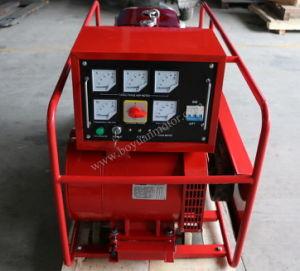 Diesel van het Gebruik van het huis de Draagbare Generator van de Macht 10kw