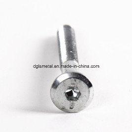 De bonne qualité vis à embase hexagonale en acier au carbone