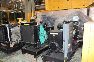 100 kVA 200kVA 250kVA 300kVA Cummins de 400 kVA de Energía Eléctrica en silencio Generador Diesel