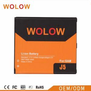 Fabricación de batería del teléfono móvil de Samsung Galaxy J5