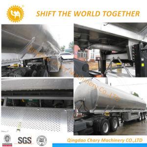 3배 차축 42 의 000 갤런 알루미늄 기름 연료 저장 유조선
