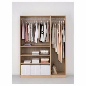 عالة حديثة نمط غرفة نوم خزانة ثوب