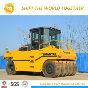 有名なブランドのShantuiのタイヤの道ローラー