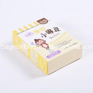 板紙箱の食糧ボックス/Cardのボードの軽食ボックス