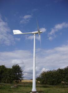 Anhua 10kw pequeno gerador eólico para o projeto de grade com certificado CE ISO