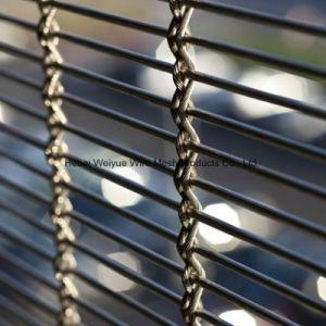 Mur rideau métallique en acier inoxydable Wire Mesh pour la ...