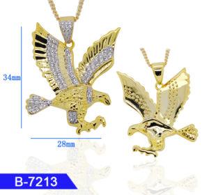 人のHip Hopの話し手の方法宝石類14Kの金は卸売のための925純銀製か真鍮の立方ジルコニアのプラグの魅力のペンダントをめっきした