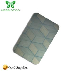 Strato dell'acciaio inossidabile dell'Anti-Impronta digitale fatto in Cina