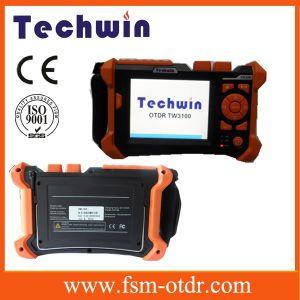 Techwin Fiber Optic OTDRのための自動Equipment