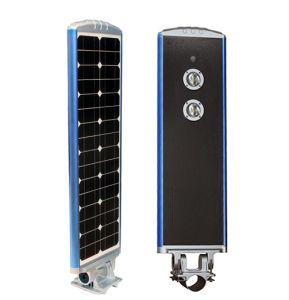 High Power LED integrado calle la luz solar con sensor de movimiento iluminación del hogar la lámpara de pared exterior con FCC, CE