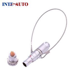 Power SystemのためのECG Connector Circular Socket Compatible Lemos