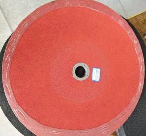 Afgesneden Wiel van de Kleur van Wa het Rode vlak voor Roestvrij staal 12 Uitstekende kwaliteit ''
