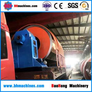Strumentazione della fabbricazione di cavi per la macchina di arenamento tubolare che torce strumentazione