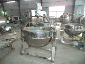300L Tiltableガス調理のやかん(ACE-JCG-AH)